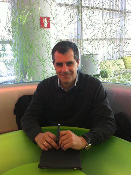 Entrevista a Javier Martínez