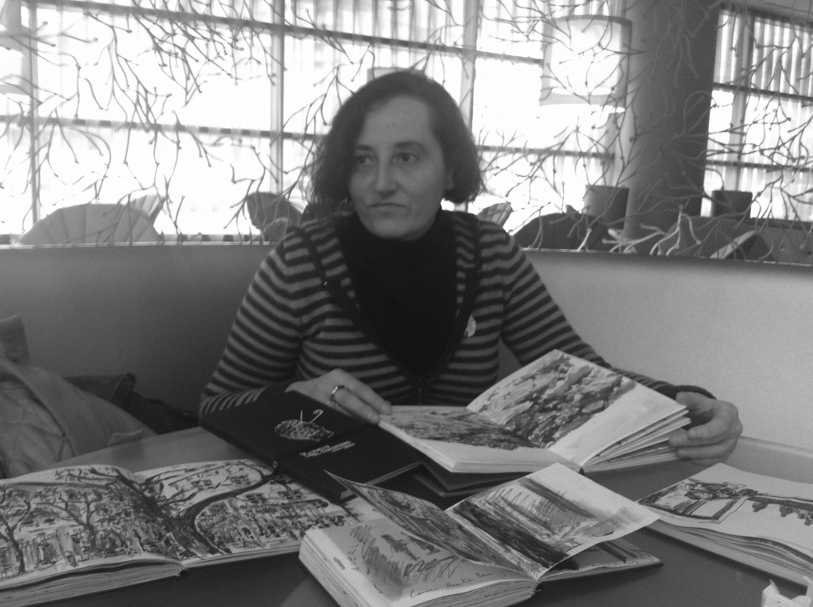 Entrevista a Clara Marta