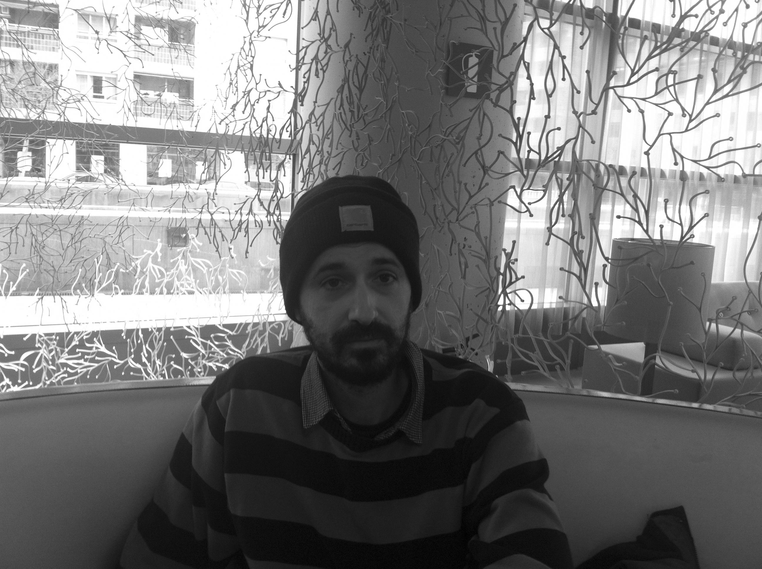 Entrevista a José Moñú