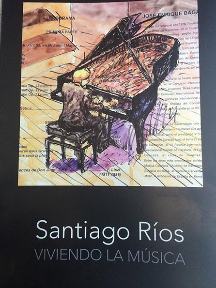 artinCom Santiago Rios expo viviendo la música