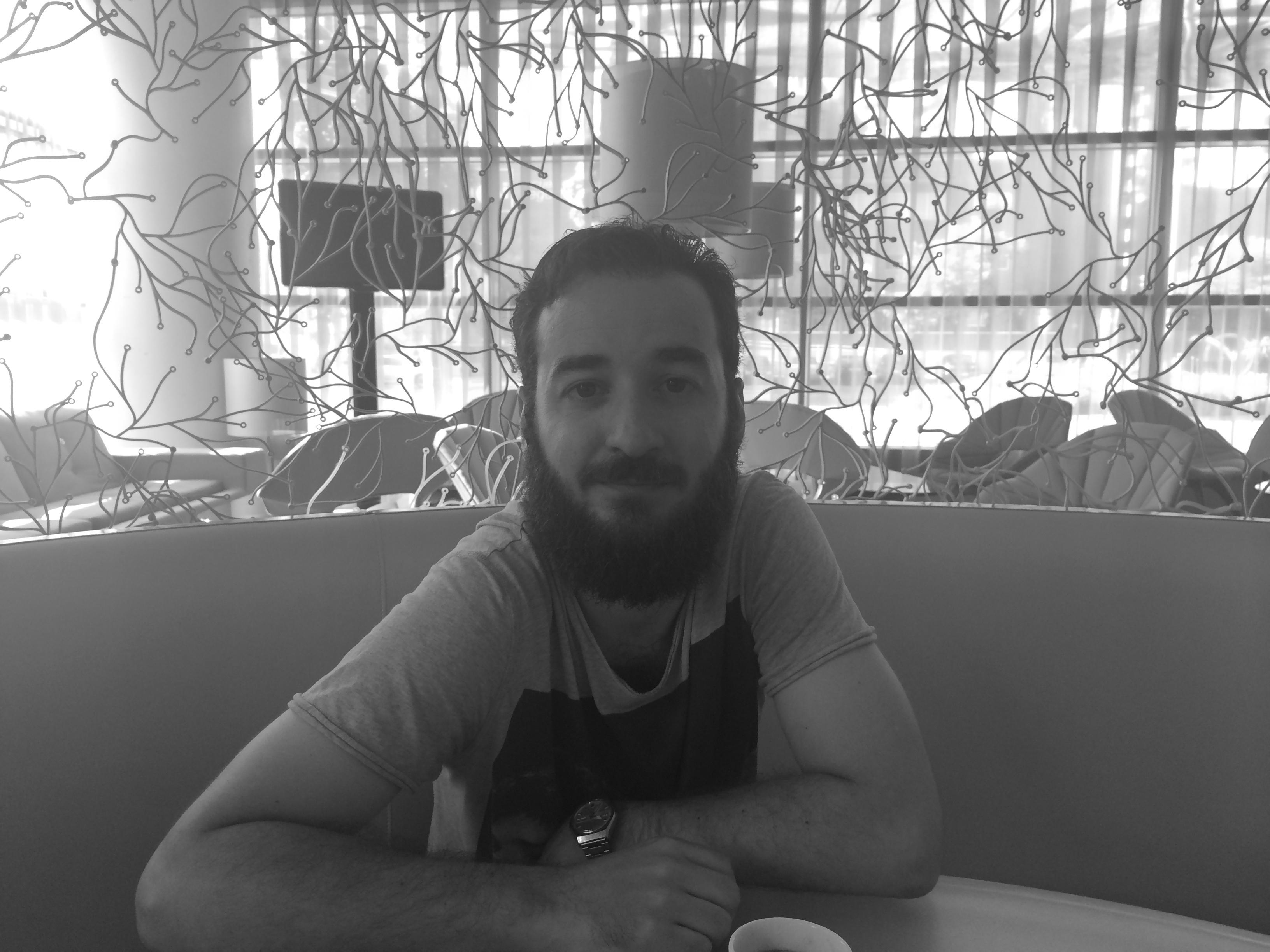 Entrevista a Iván Castell